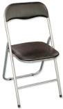 chaise-pliante-noire